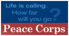 Make a difference with the Peace Corps