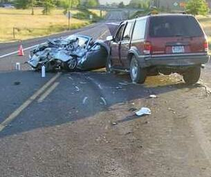Eight People Die on Oregon Roads Over July 4th Weekend - Salem-News Com