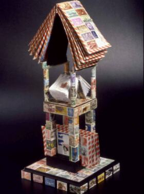 Museum Showcases Art Made Of Recycled Materials Salem