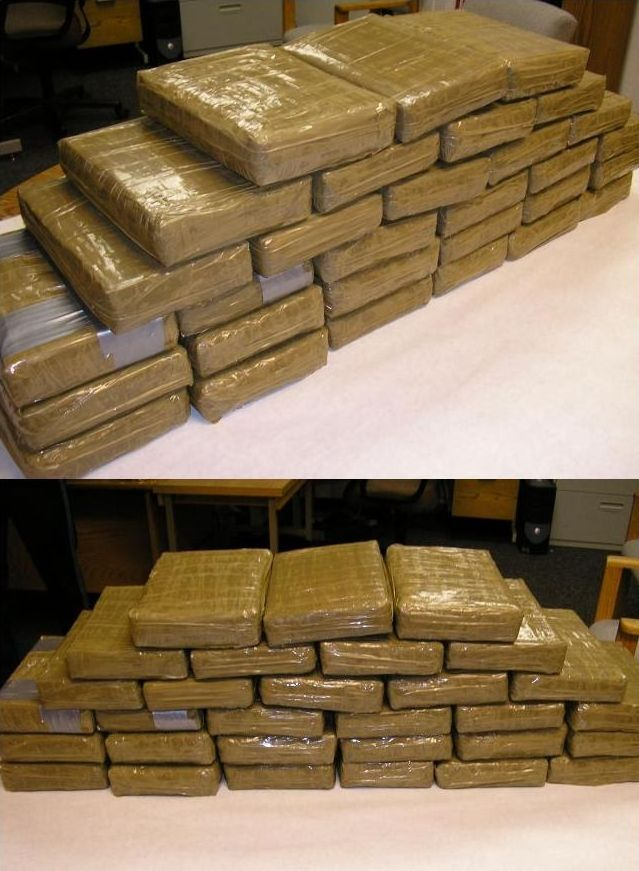 Salem Traffic Stop Nets 31 Kilos Of Cocaine Salem News Com