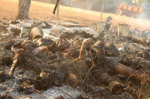 Massacre of Tamils