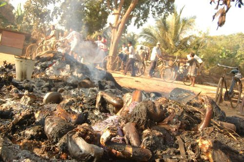 grisly photos reveal genocide by sri lankan government against tamil