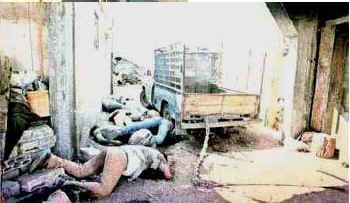 the involvement of israel in the sabra shatila massacre
