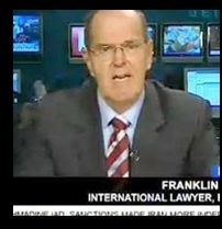 i have to say that franklin lamb  an international attorney who lives among