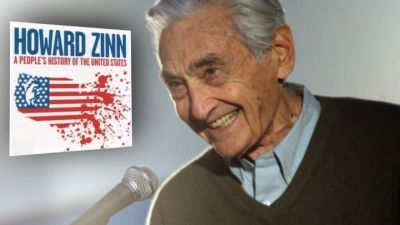 howard zinn thesis