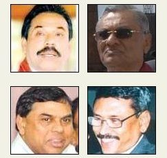 Authors of Sri Lankan Genocide.