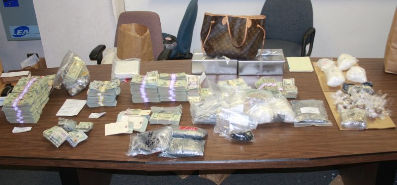 10 Pounds of Heroin, 14 Pounds of Meth Seized in Huge Drug ...