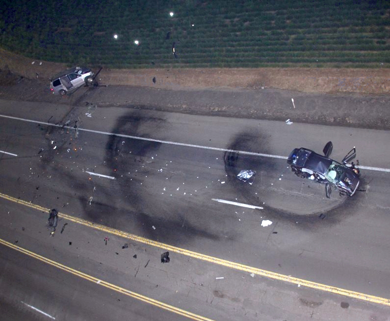 Speed Racing Suspected as Cause of Crash That Killed