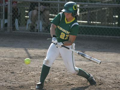 oregon softball photo