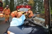 Extrication from crash, Canby, Oregon 11-18-07