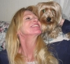 Yorkie named Penny that was missing just before Christmas in Canby, Oregon 2006
