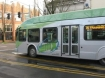 The Emerald Express Bus Rapid Transit system serving Eugene and Springfield, Oregon