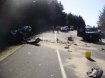 Fatal crash near Florence, Oregon 8-1-09