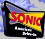 Sonic Burger sign