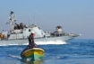 Israel boat attacks Gaza fisherman