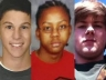 Ohio school shooting victims: Danny Parmertor, Demetrius Hewlin and Russel King