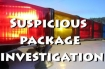 Suspicious Package Investigation logo