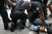 Police abuse on Wall Street