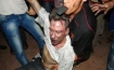 Ambassador Stevens being pulled from the burning building