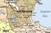 map of Azerbijian