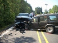 Creswell Oregon Crash