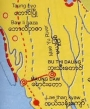 Map of Maungdaw