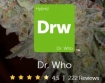 Dr Who cannabis strain