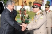 Egypt's army chief General Abdel Fatah al-Sissi met Russian Defence Minister Sergei Shoigu on November 14 (photo:dpa)