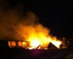 Jefferson, Oregon barn fire 7-10-13