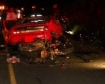 Fossil biker crash