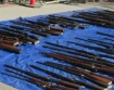 Weapons seized in California