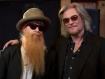 Iconic ZZ Top guitarist Billy Gibbons and Daryl Hall