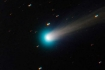 This new view of Comet C/2012 S1 (ISON) was taken with the TRAPPIST national telescope.