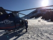 Lifeflight at fatal snowmobile crash, 3-22-14