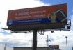 MMJ billboard in Denver, Colorado