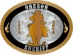 Oregon Sheriff Buckle