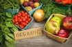 organic foods and crops