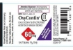 OxyContin extended release tablets