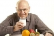Healthy eating at an older age