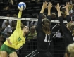UO Ducks Volleyball