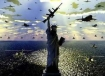 Statue of Liberty at war