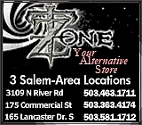 T Zone is Your Alternative Store...3 locations in Salem, Oregon