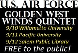 Golden West Winds Tour Oregon