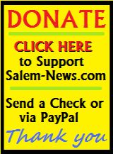 Donate to Salem-News.com and help us keep the news flowing! Thank you.