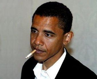 pot smoking obama