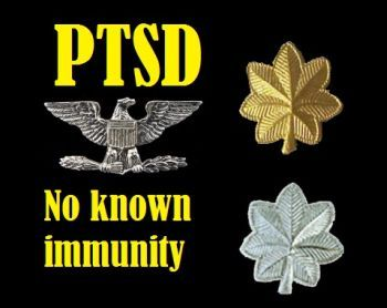 Officers and PTSD