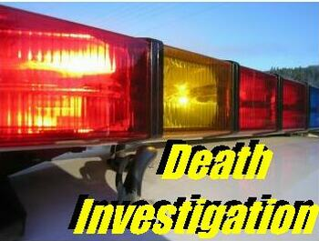 death investigation photo
