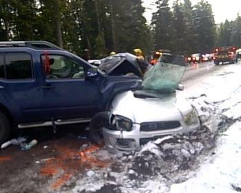 Highway 58 crash claims life of salem man salem news com for Oregon department of motor vehicles salem or