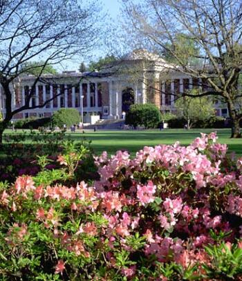 Oregon State University campus photo