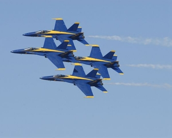 blue angels photo